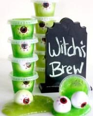 Halloween Slime Recipe