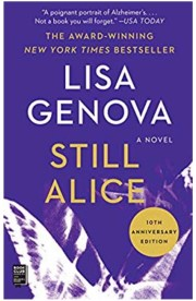 Fall Book List: Still Alice