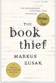 Fall book List:  The book Thief