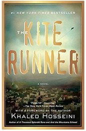 Fall Book List:  The Kite Runner