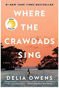 Books to read: Where the crawdads Sing