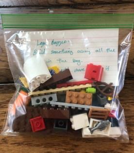 Lego prompt