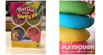Play doh prompt