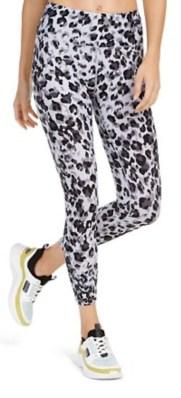 workout leggings-leopard