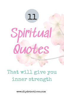Spiritual Quotes to Give You Strength