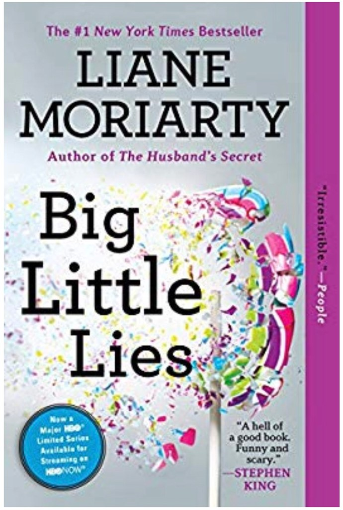 Book Club: Big Little Lies