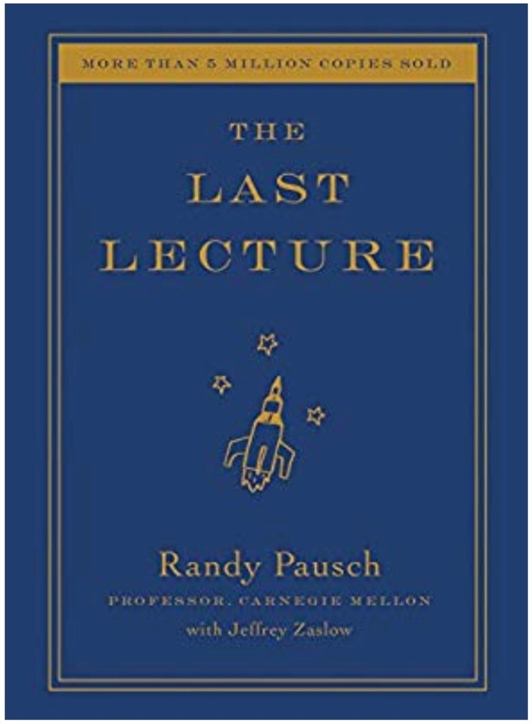 Book Club: The Last Lecture