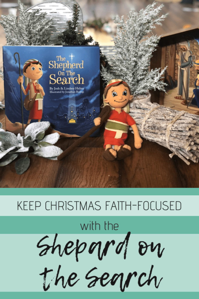 Shepard on the Search: Alternative to Elf on the Shelf