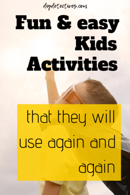 Easy Activities for Kids that are Tech-Free