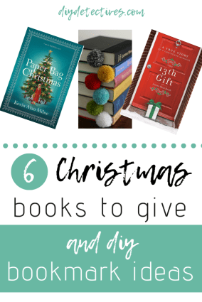 6 Christmas Book to Gift this Year + DIY Bookmark Ideas