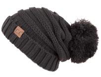 Gift Comboa Idea:  Pom Pom Hat