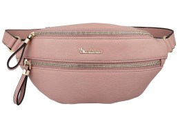 Trendy Accessories: Faux Leather Fanny Pack