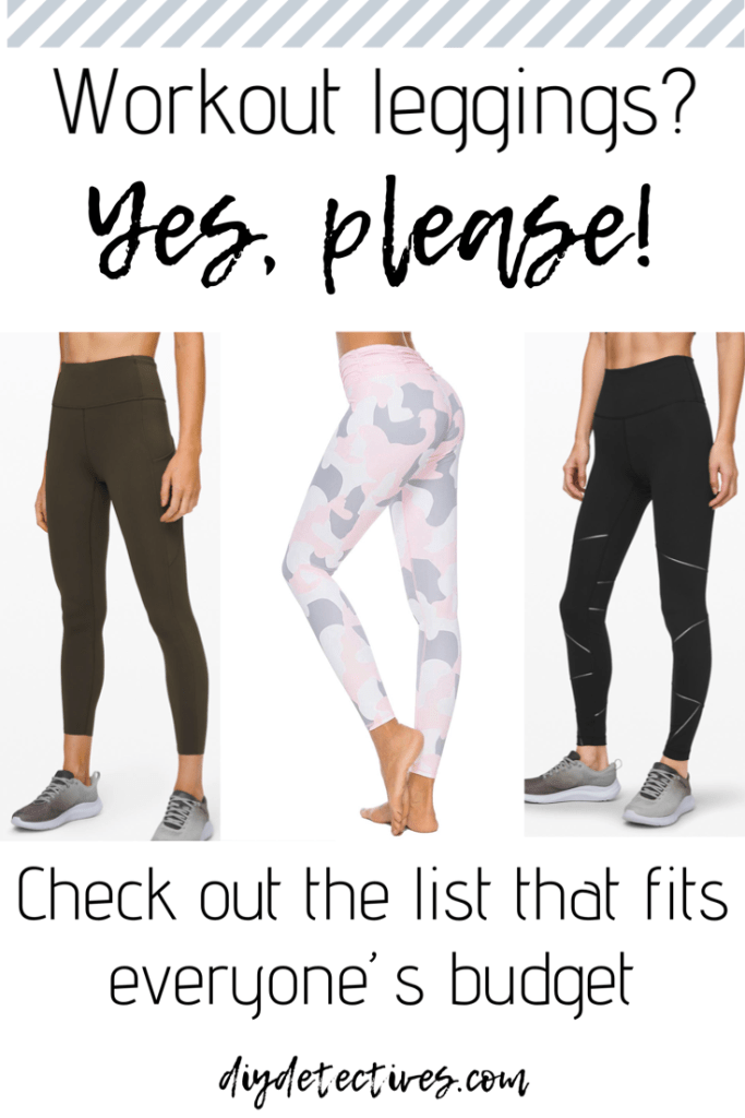 Crush Your Workouts in These Leggings