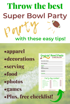 Easy Tips to Throw the Best Super Bowl Party