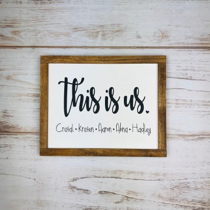 Family Signs for Your Home