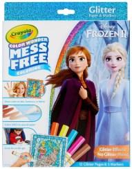 Crafts for Girls: Color Wonder Glitter Coloring Kit
