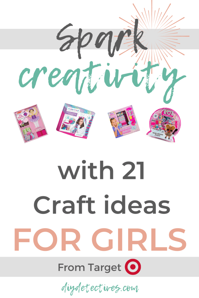 Spark Creativity with 21 Craft Ideas for Girls