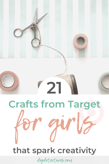 Creative Crafts or Girls from Target