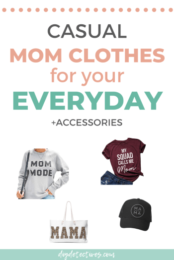 Casual Mom Clothes for Everyday