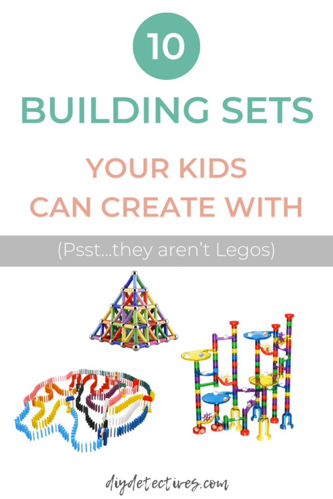 Building Sets Your Kids Can Create With
