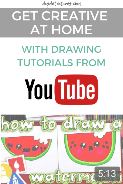 """How to Draw"" Videos for Kids"