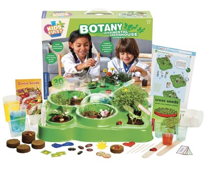 At Home Science: Green House Kit