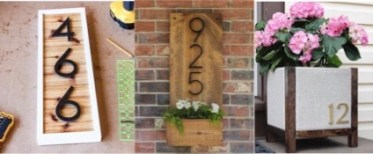 House Number Projects