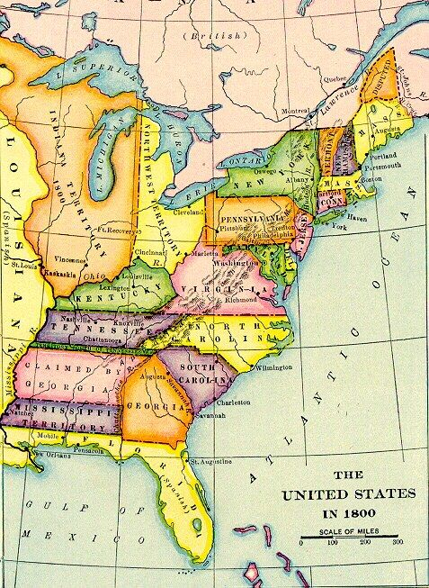 The United Maps of America (2/6)