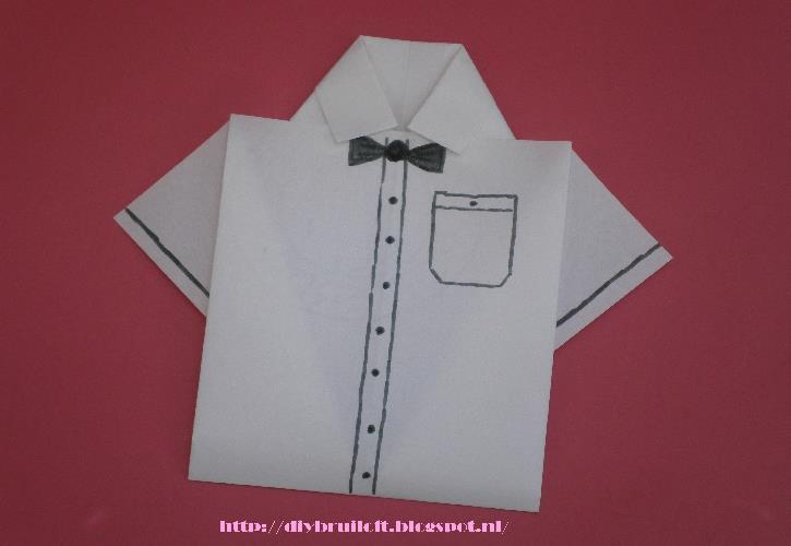 shirt vaderdag