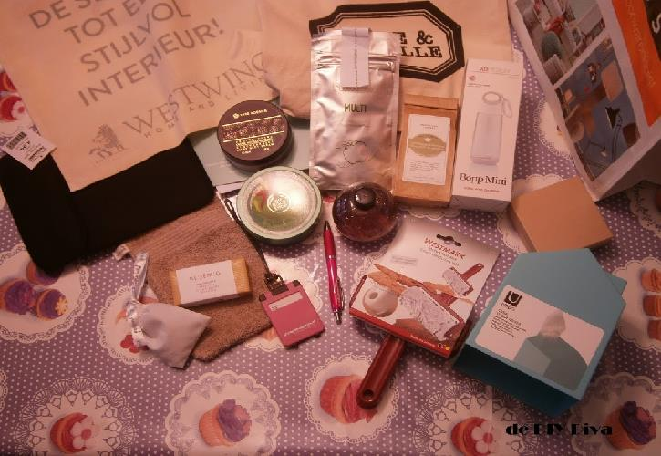 goodiebag diydiva