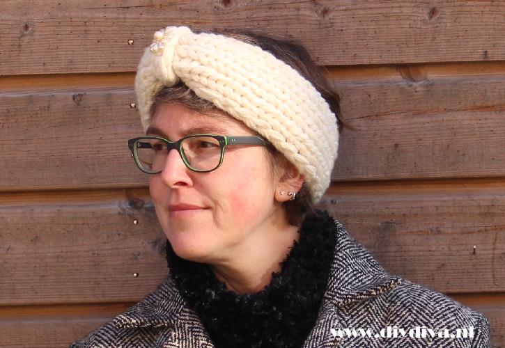 vintage haarband diydiva