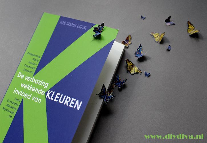 Causse kleuren boek diydiva