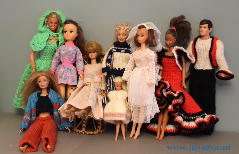barbie kleding diydiva