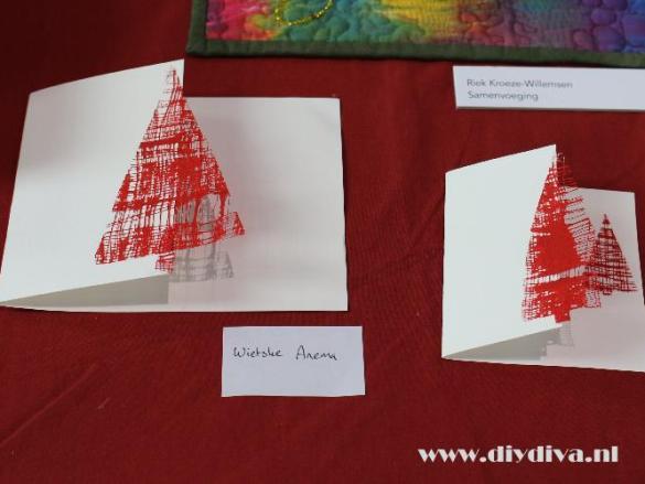 Twijfels… en een simpel kerstkaart idee