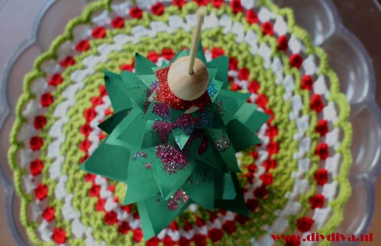 kerstboom sterren kinderen diydiva