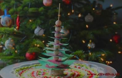 kerstboom van sterren 2