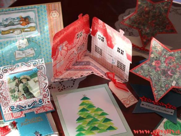 Inspiratie opdoen met 101 kerstkaarten!