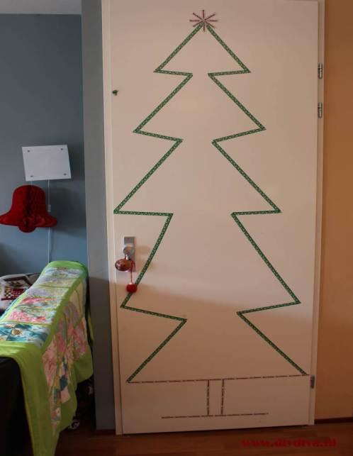 washi tape kerstboom kaarten diydiva