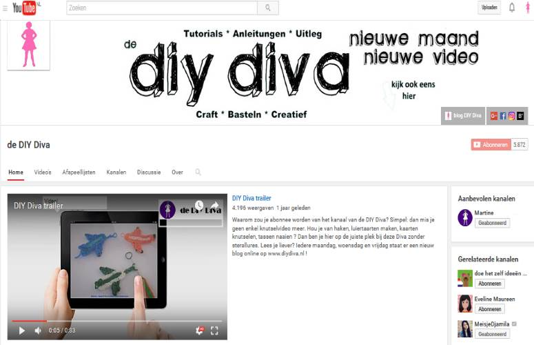 youtube diydiva