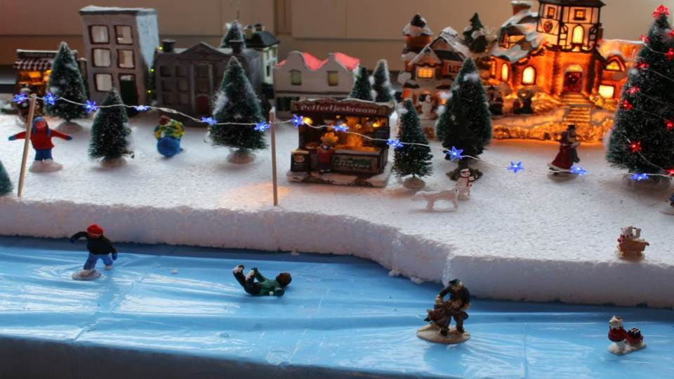 Kerstdorp slider