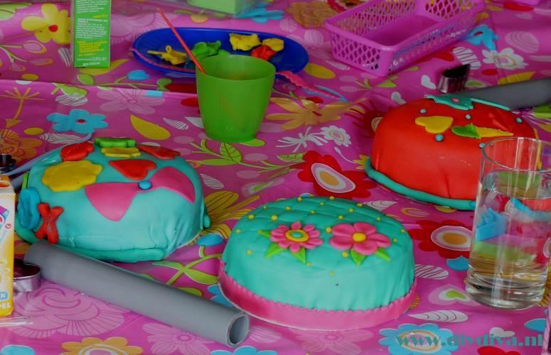 taart versieren diydiva