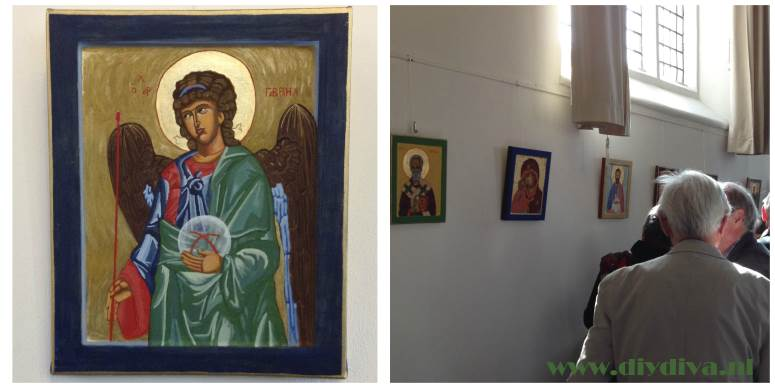 ikoon af diydiva schilderen
