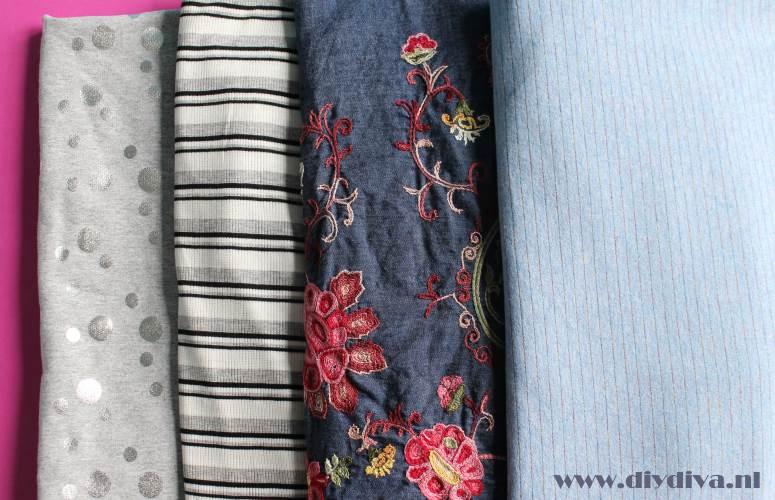 Nooteboom Textiles goodiebag Knipster diydiva