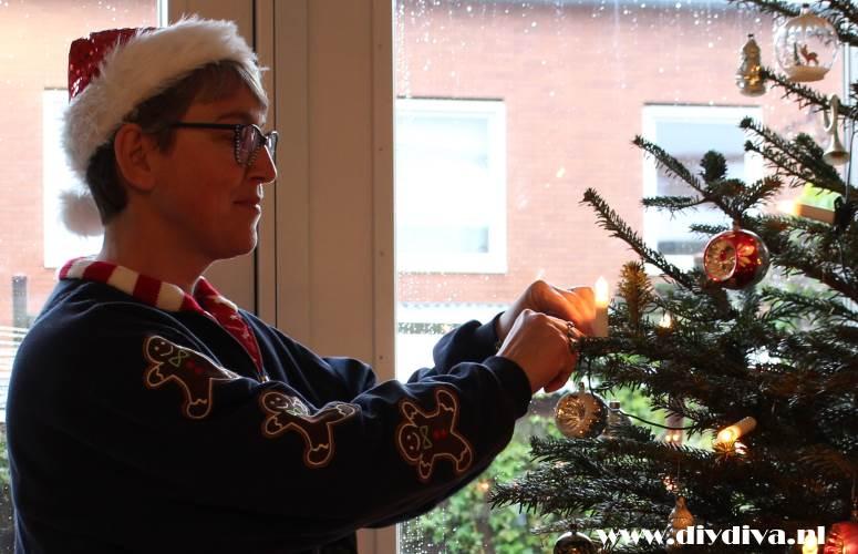 Foute Kersttrui Zelf Maken.Wintertruiendag Fout Kerstvest Is Af De Diy Diva