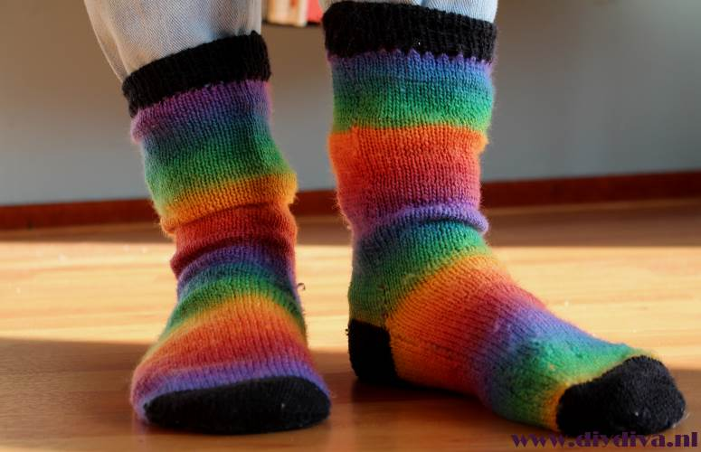sokken breien diydiva