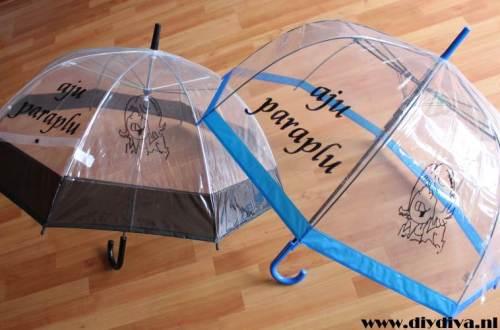 aju paraplu maken diydiva