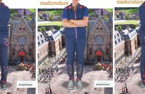 Madurodam 3D outfit diydiva