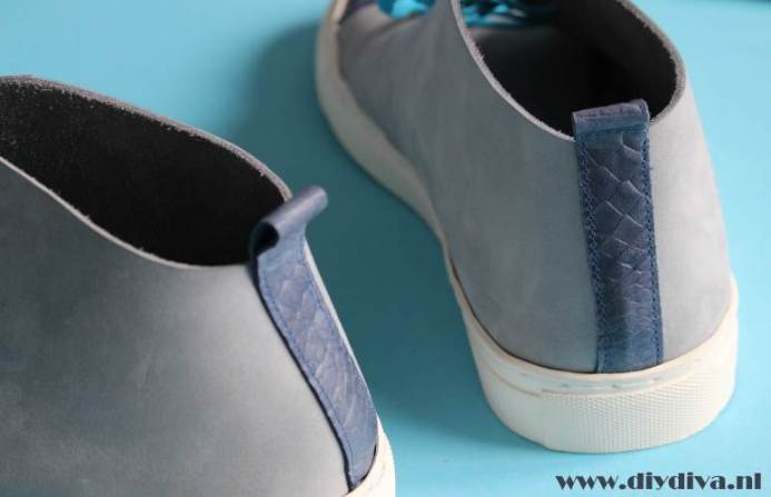 sneakers achterkant