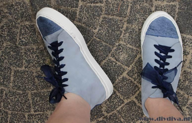sneakerkit schoenen maken diydiva