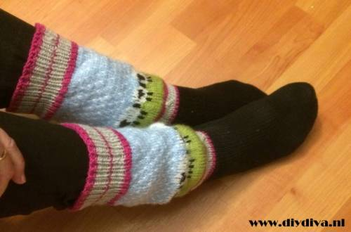 schaapjes sokken diydiva